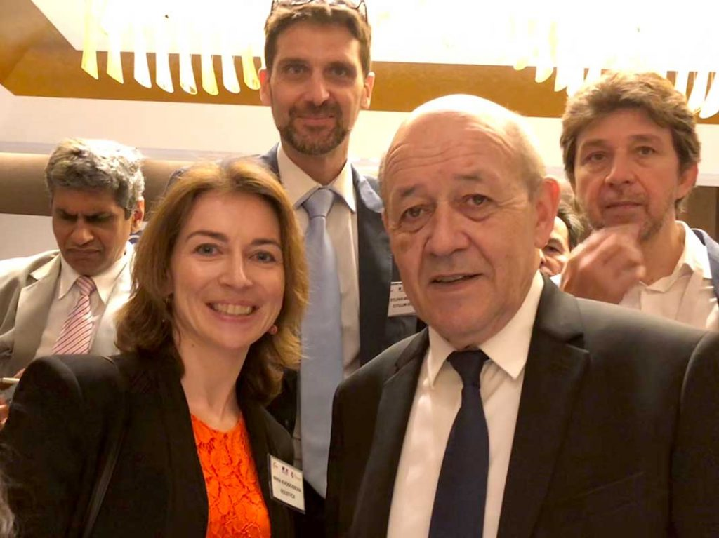 Solstyce Edf Inde Ledrian Ministre