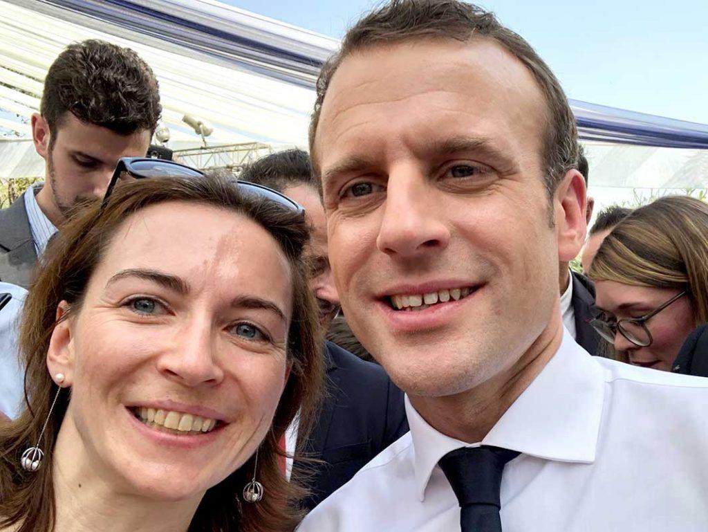 Solstyce Edf Inde Macron President