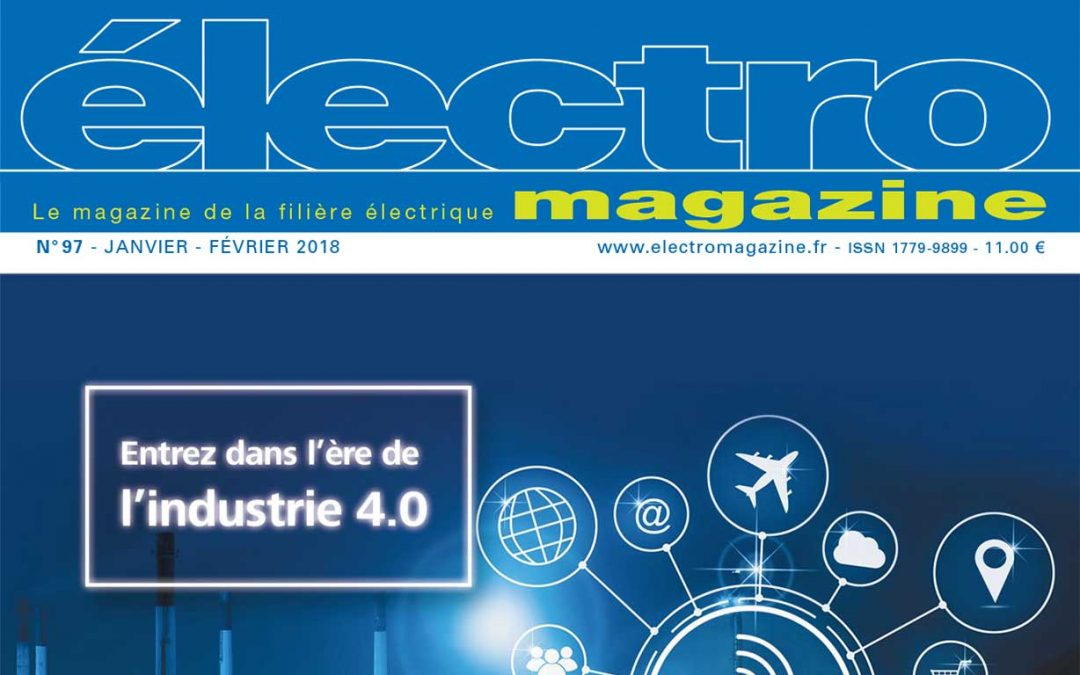Solstyce Autoconsommation Electromagazine 2018 Couverture